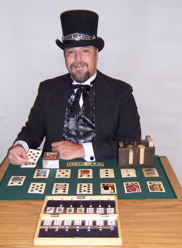 Gambling games of the old west how to play sex and the city casino game